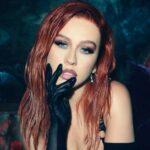 Рыжие волосы и испанские мотивы: Кристина Агилера выпустила тизер новой песни